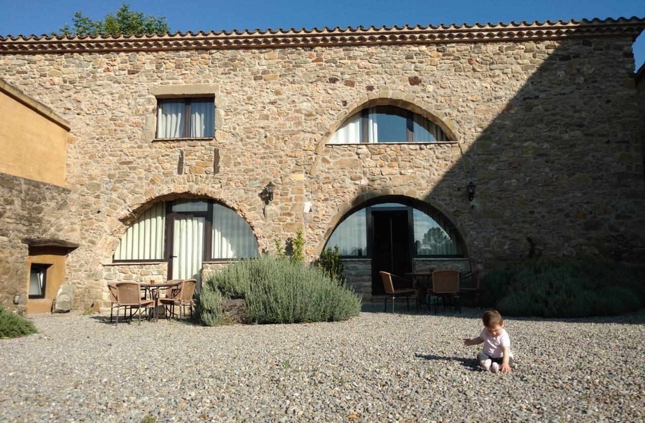 Los mejores alojamientos rurales de catalu a para familias for Alojamiento zaragoza con ninos