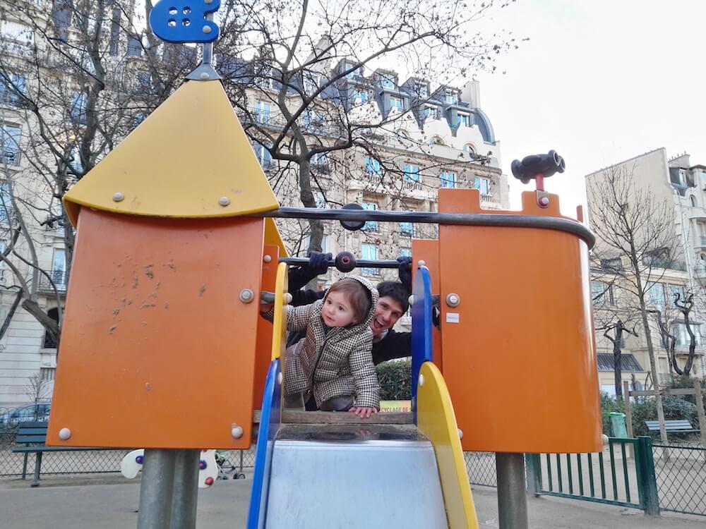 Combinando visitas y parques