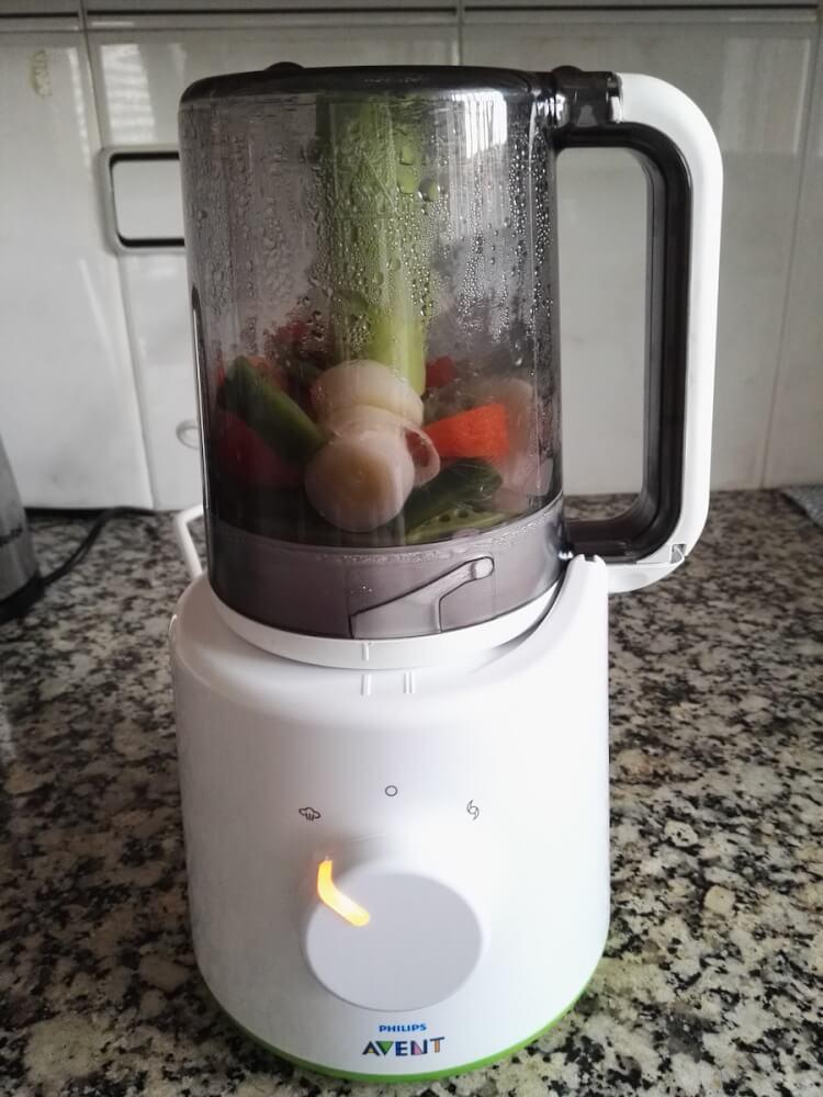 philips avent robot cocina
