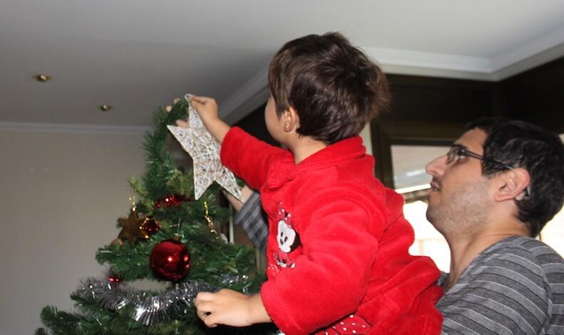 Decorar Casa De Nadal Llums Arbre Pessebre