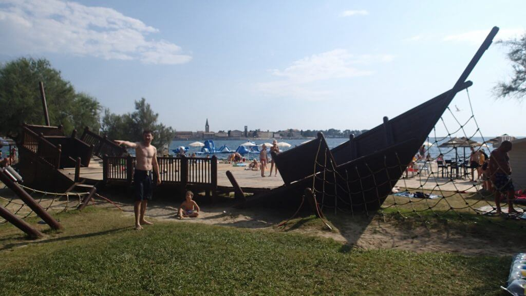 Borik Beach Porec